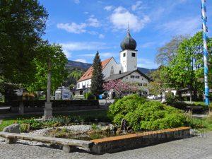 Bad Feilnbach Ortskern
